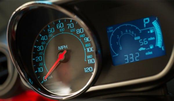 2013 Chevrolet Spark Manual Hatchback - Performance