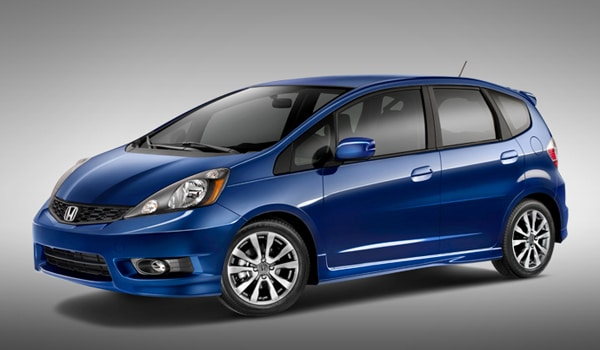 History of electric cars and top 3 electric cars of the for Honda fit electric