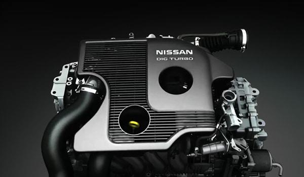 2013 NISSAN JUKE NISMO - Engine