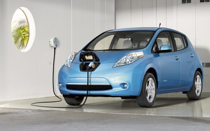 Electric Car News: Nissan Leaf pulls ahead of the Volt