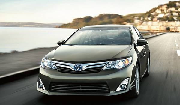 Best Toyota Cars In UAE - Best toyota cars