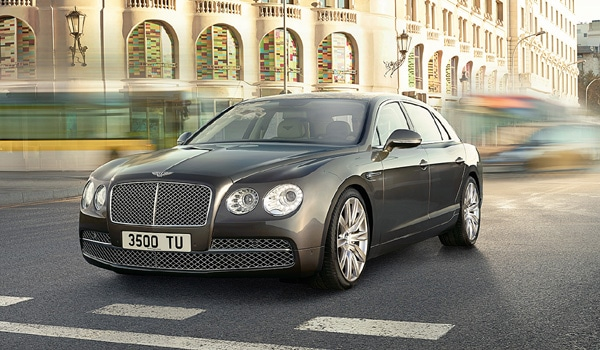 2014 Bentley Flying Spur - Exterior