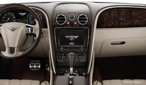 2014 Bentley Flying Spur - Interior