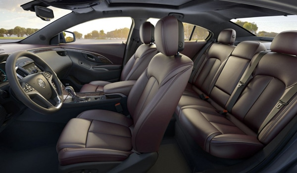 2014 Buick Lacrosse Superior And Luxurious Midsize Sedan