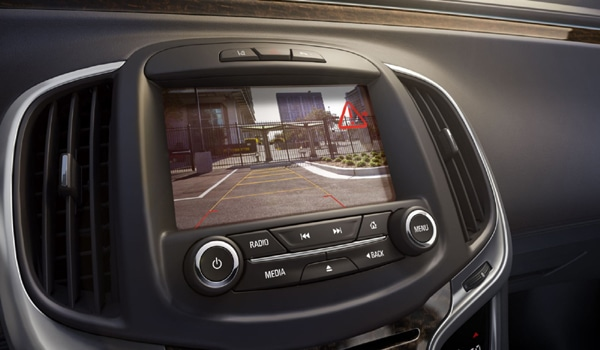 2014 Buick LaCrosse - Safety