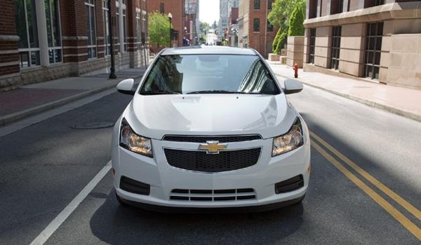 2014 Chevrolet Cruze Diesel - Exterior