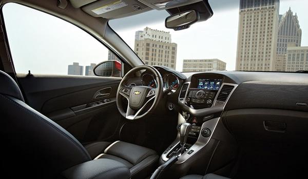 2014 Chevrolet Cruze Diesel - Interior