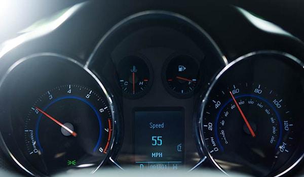 2014 Chevrolet Cruze Diesel - Performance