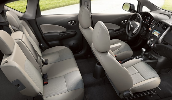 2014 Nissan Versa Note Hatchback - Interior