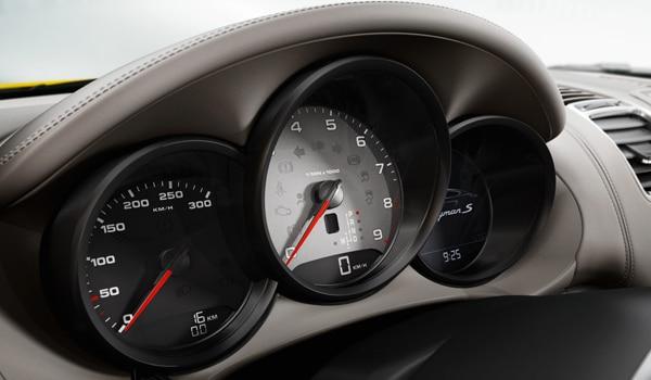 2014 Porsche Cayman S PDK Automatic - Performance