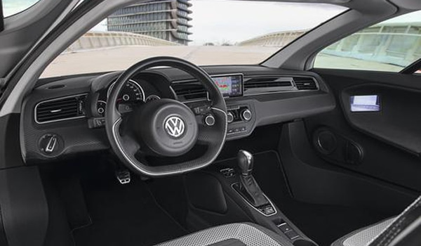 2014 Volkswagen XL1 - Interior
