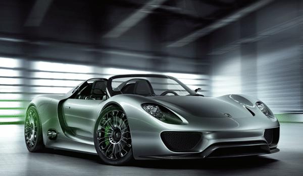 2015 Porsche 918 Spyder - Exterior