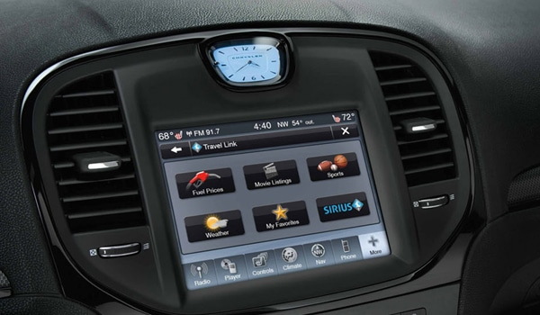 2013 Chrysler 300 - Infotainment System