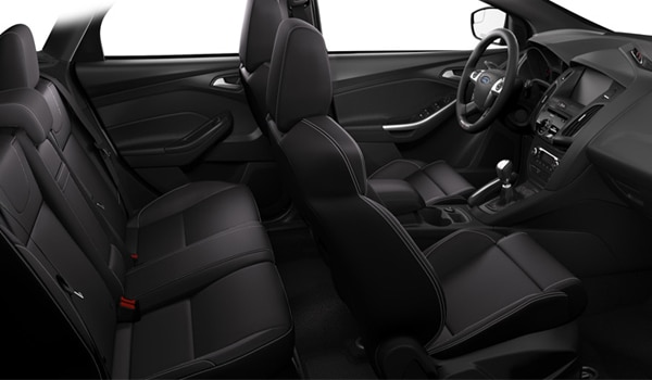 2013 Ford Focus ST - Interior
