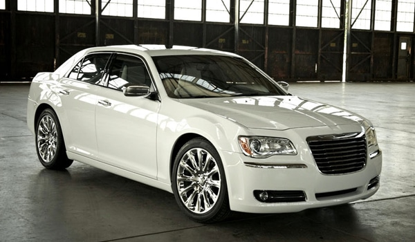 2013 chrysler 300 - Exterior