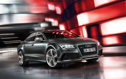 Audi's Latest Big Offering: The RS7