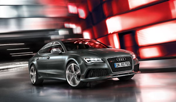 Audi RS7 - Exterior