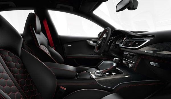 Audi RS7 - Interior
