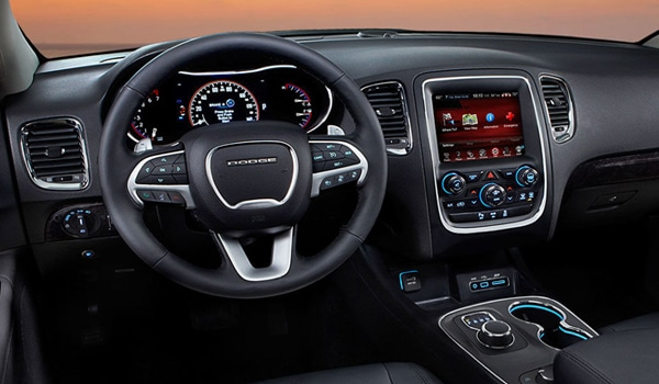 2014 Dodge Durango - Interior