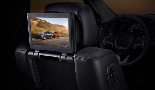 2014 Dodge Durango - Technology