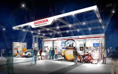 CEATEC JAPAN 2013 to Exhibit Electromotive Technologies of Honda