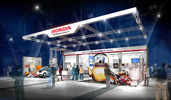 Exhibition Booth Japan : Ceatec japan to exhibit electromotive technologies of