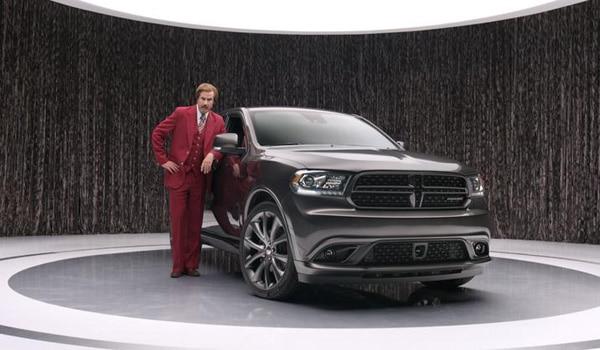 2014 Dodge Durango Marketing Campaign