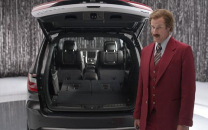 Dodge Teams with Paramount Pictures for 2014 Durango Marketing Campaign