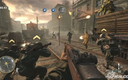 Vera and Lynn: Call of Duty 3's Sweethearts