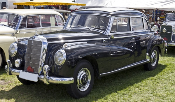 1951 Mercedes Benz Type 300