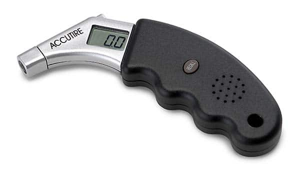 Accutire Talking Air Gauge