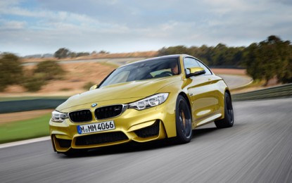 BMW M4 Coupe and BMW M3 Sedan Launched
