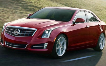 2014 Cadillac ATS – Review