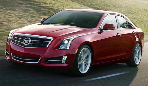 2014 Cadillac ATS - Exterior