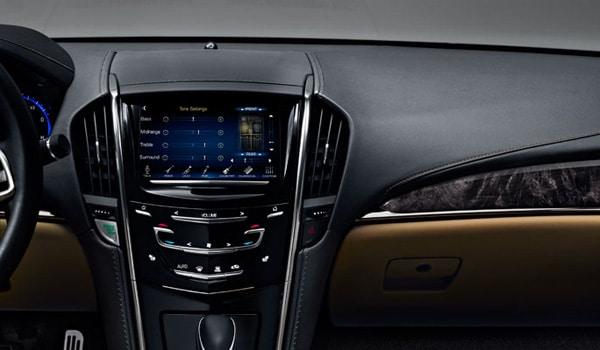 2014 Cadillac ATS - Technology