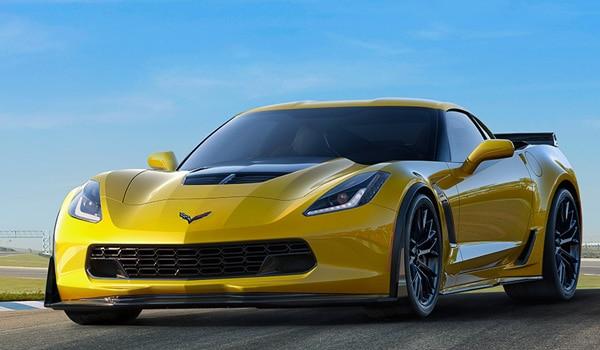 2015 Corvette Z06 - Exterior
