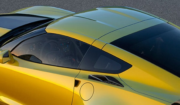 2015 Corvette Z06 - Removable Roof