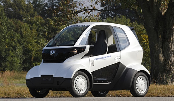 Honda New Micro-sized EV