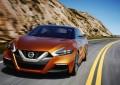 Nissan Unveils New Sport Sedan Concept