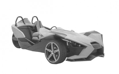 Three-Wheeled Polaris Slingshot To Be Out Soon