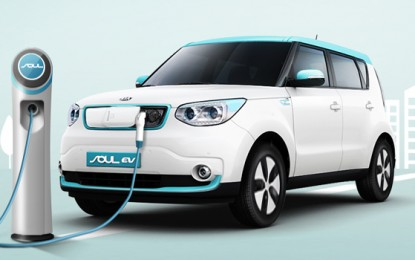 Review of 2015 Kia Soul EV