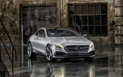 The 2015 Mercedes-Benz S-Class Coupe to Launch This Fall