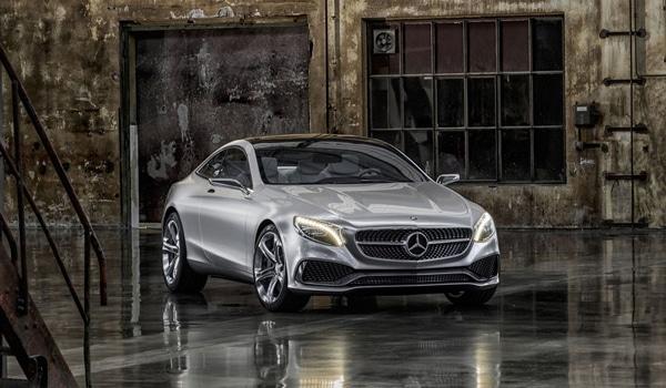 2015 Mercedes-Benz S-Class Coupe - Exterior