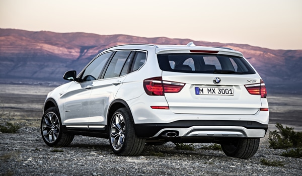 BMW X3 -