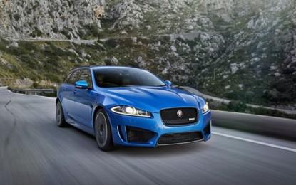 Jaguar Reveals XFR-S Sportbrake at Geneva Motor Show 2014