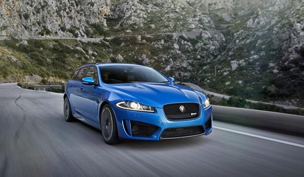 Jaguar XFR-S Sportbrake _ exterior