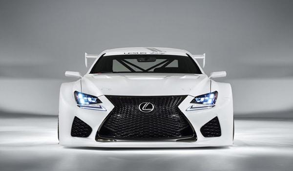 Lexus RC F GT3 - Exterior