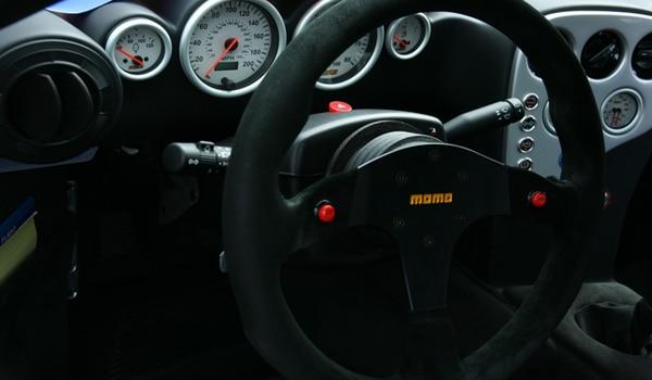 2007 Noble M400 - Interior