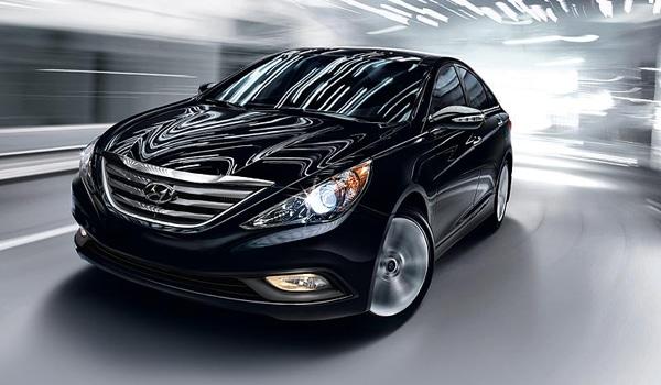 2014 Hyundai Sonata - Exterior
