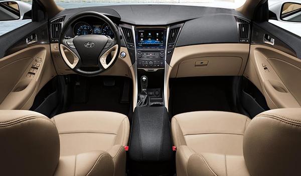 2014 Hyundai Sonata - Interior